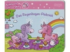 Einhorn Glitzerglück – Das Regenbogen-Picknick