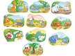 One,Two, Puzzle-to-do – Animal Kids