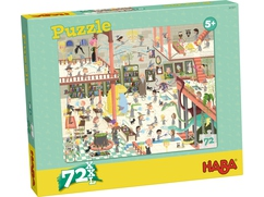 Puzzle Zauberschule