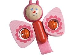 Figurine-jouet pour poussette Papillon
