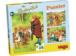 Puzzles Die Häschenschule