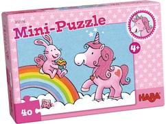 Minipuzzel Eenhoorn Flonkerglans<br>