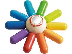 Hochet Soleil multicolore