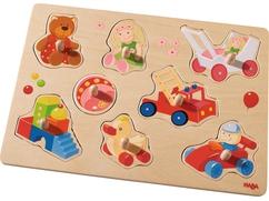 Puzzle de agarrar Mis primeros juguetes