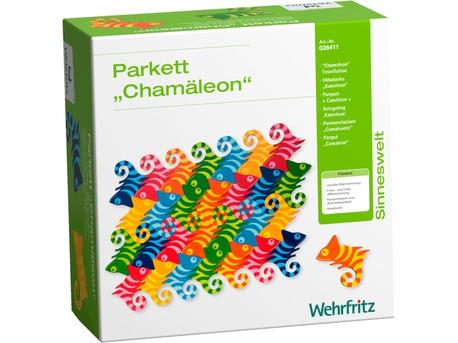 """Mandala Puzzle """"Chameleon"""""""