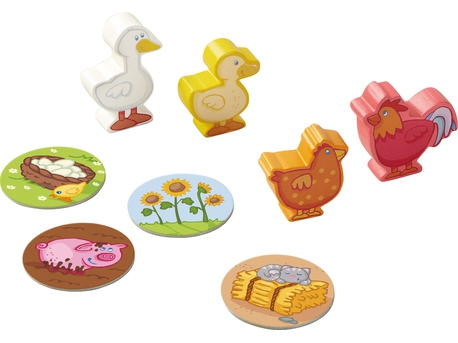 Play figures Poultry