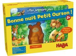 Mes premiers jeux – Bonne nuit Petit Ourson !
