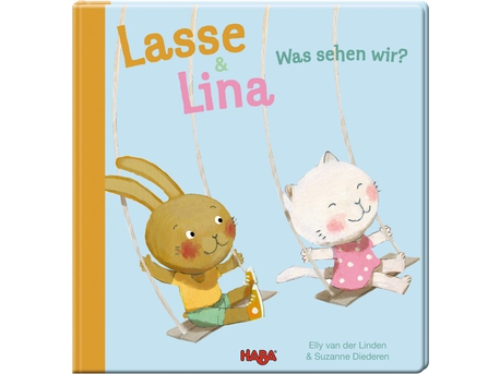 Lasse & Lina – Was sehen wir?