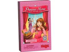 Princesa Mina – Juego de memoria de joyas