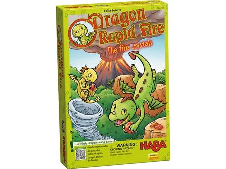 Dragón Diente de Trueno - Los cristales de fuego