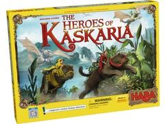 Los héroes de Kaskaria