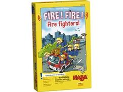 Pin-pon, voilà les pompiers !