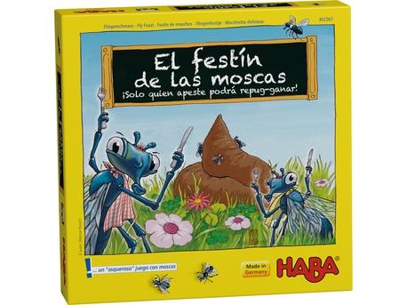 El festín de las moscas - ¡Solo quien apeste podrá repug-ganar!
