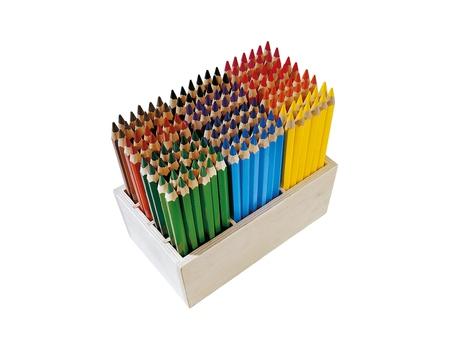 Pencil Set, 12 colors, thick