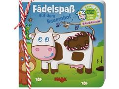Fädelbuch – Fädelspaß auf dem Bauernhof