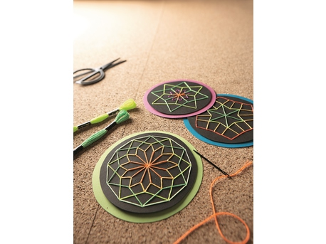 Embroidery Mandalas