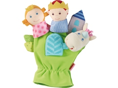 Handpop Sprookje Prins & Prinses