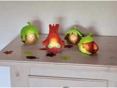 Autumn Fruit Mini Lights