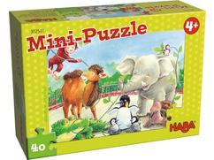 Minipuzzel Zoo