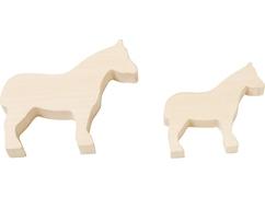 Terra Kids Snijvormen Paarden
