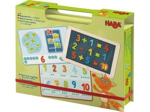 Caja de juego magnético 1, 2, a contar bien