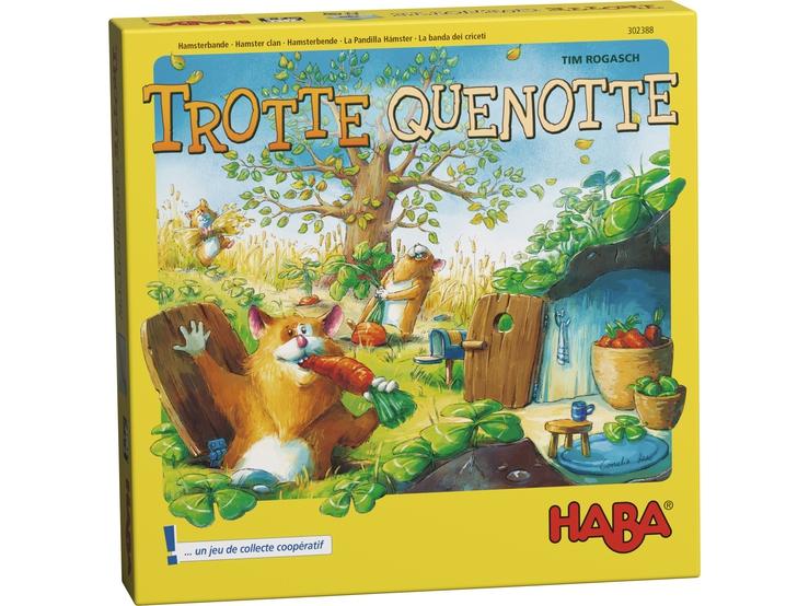 jeu cooperatif enfant Trotte Quenotte