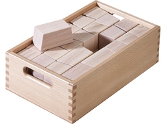 "Building Kit ""Slanted Blocks"""