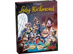 Lady Richmond – Een vergokte erfenis