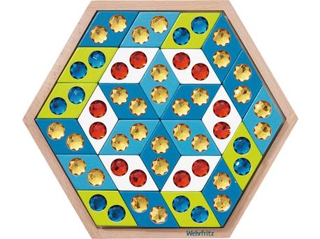 "Arranging Game ""Color Jewel"""