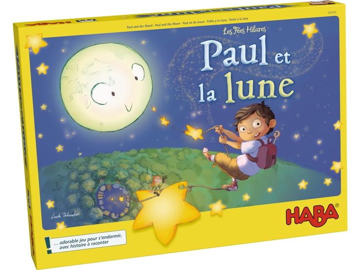 Paul et la lune jeu enfant coopératif 3 ans