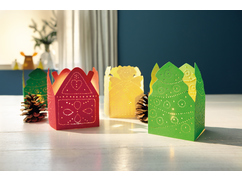 Christmas Pricking Lanterns