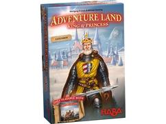 Adventure Land – Rey y princesa