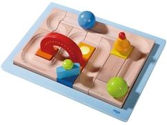 Big Ball Track Maze