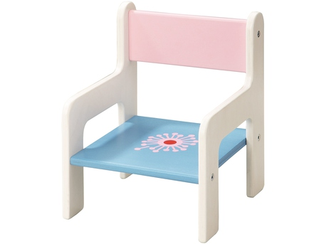 Doll chair Flower Burst