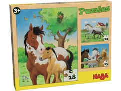 Puzzles Caballos