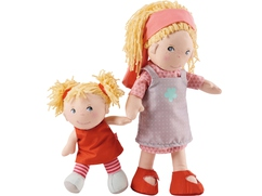 Poupées-sœurs Lennja & Elin