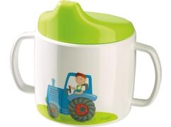 Taza para aprender a beber Tractor