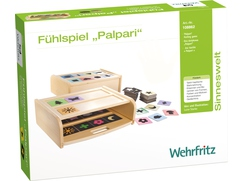 """Palpari"" Touch-and-Feel Game"