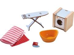 Little Friends – Accessoires pour maison de poupée Journée de lessive