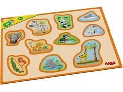 Mijn eerste inlegpuzzels – Dierenkinderen