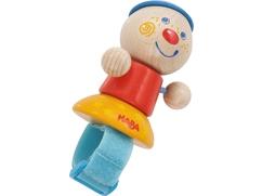 Figurine-jouet pour poussette Guignol