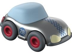 Kullerbü – Zilveren sportwagen
