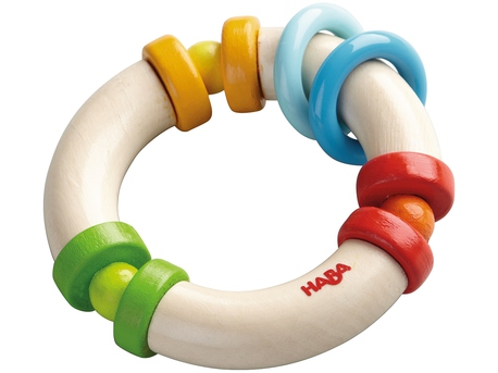 Clutching toy Color Ring