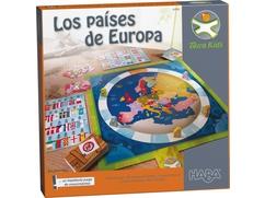 Terra Kids Los países de Europa