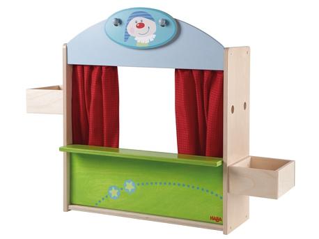 HABA Puppet theatre