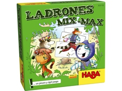 Ladrones mix-max