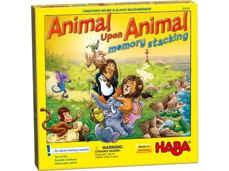 Animal sobre animal – Memotorre