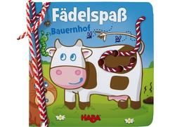 Fädelbuch – Fädelspaß Bauernhof