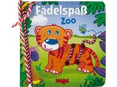 Fädelbuch – Fädelspaß Zoo