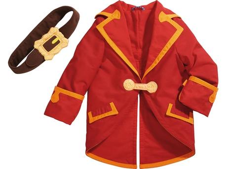 Captain Charlie Jacket and Belt